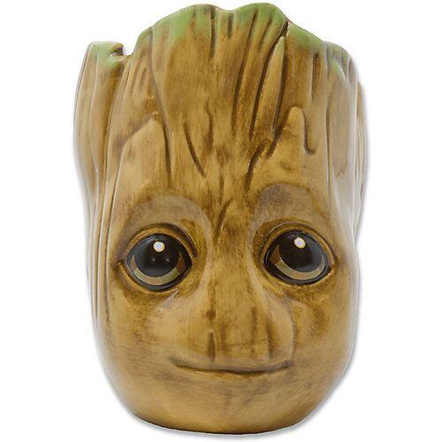 Avengers Skulptur-Tasse Baby Groot, 454 ml braun