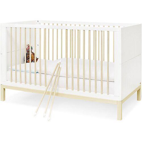 Pinolino Kinderbett Skadi, weiß, 70 x 140 cm