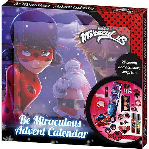 Miraculous Be Miraculous - Advenskalendar mehrfarbig