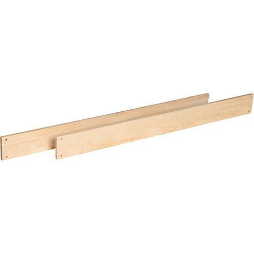 Schardt 2 Umbauseiten 140 cm, passend zu Kombi-Kinderbett Zirbenholz