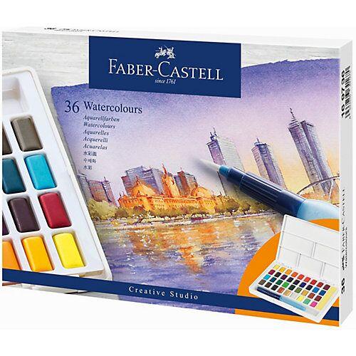 Faber-Castell Aquarellfarben, 36 Farben