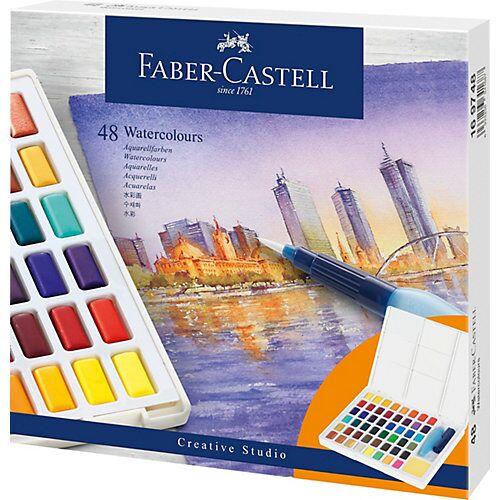 Faber-Castell Aquarellfarben, 48 Farben