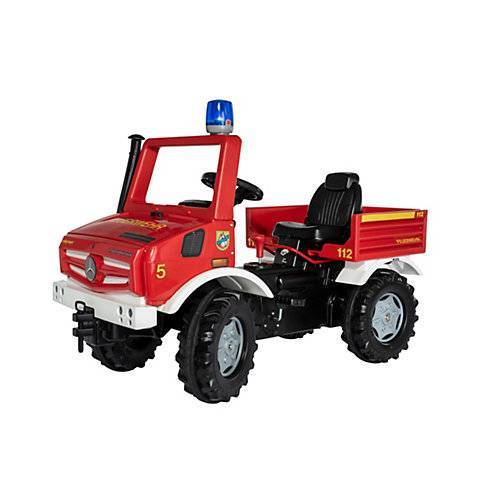 Rolly Toys Unimog Fire rot