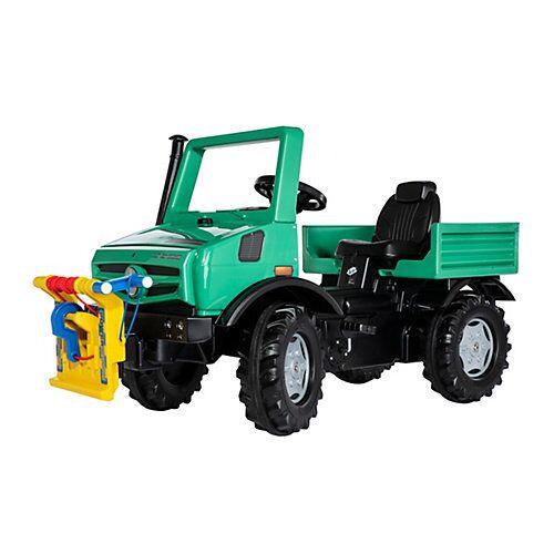 Rolly Toys Unimog Forst grün