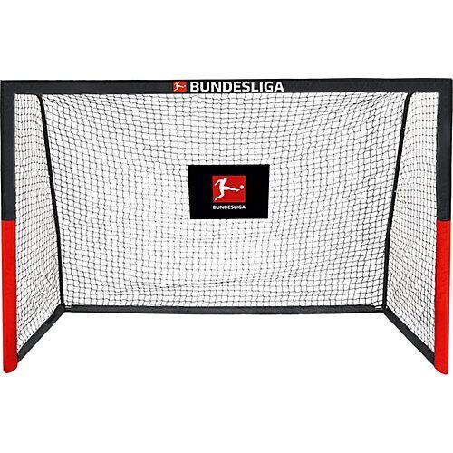 Deutscher Fußball-Bund BUNDESLIGA Fußballtor 120 schwarz/rot
