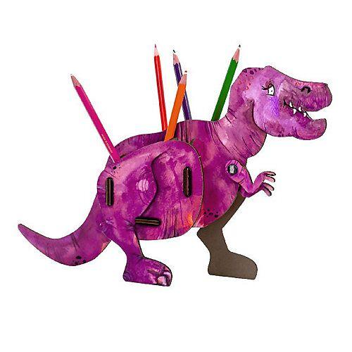 WERKHAUS® Werkhaus Stiftbox Dino - T-Rex