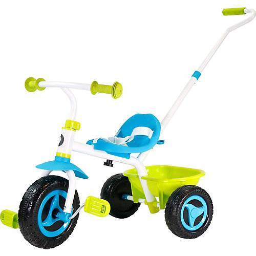 Best Sporting Dreirad 2 in 1 weiß-kombi