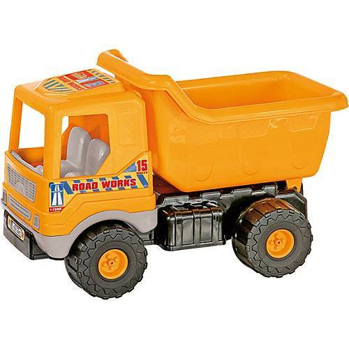 Kipper Sandspielzeug orange
