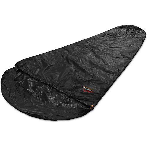 normani® Regenüberzug Schlafsäcke SleeBag Schlafsäcke schwarz  Erwachsene