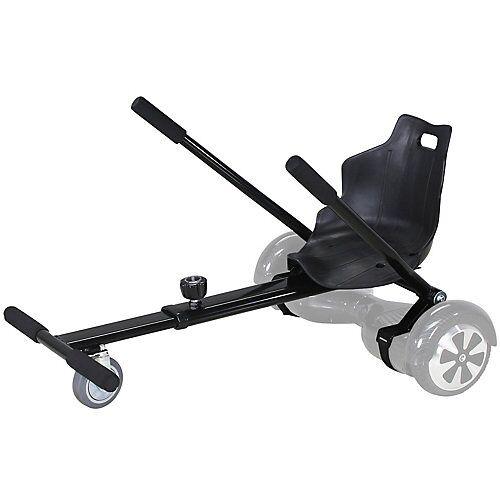 ROBWAY® Kinder Elektrofahrzeuge Original Robway Hoverkart schwarz