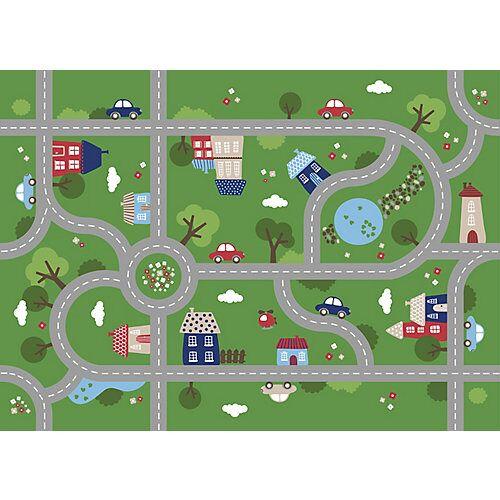 ACHOKA® Spielteppich, Print 787, 100 x 150 cm mehrfarbig