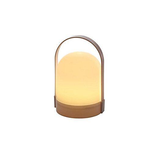 LED-Outdoor-Tischleuchte Kenu Campinglampen weiß