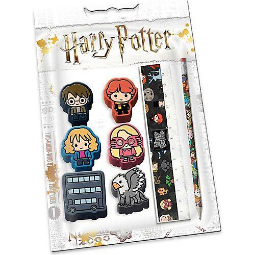 Harry Potter Schreibset Harry Potter, 8-tlg. bunt