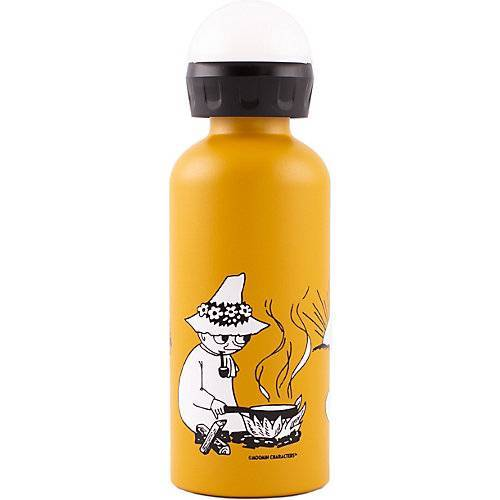 SIGG Alu-Trinkflasche SIGG X Moomin Camping, 400 ml gelb-kombi