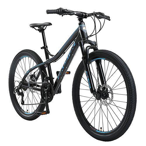 bikestar Fahrrad Hardtail 26 Zoll Alu MTB schwarz-kombi