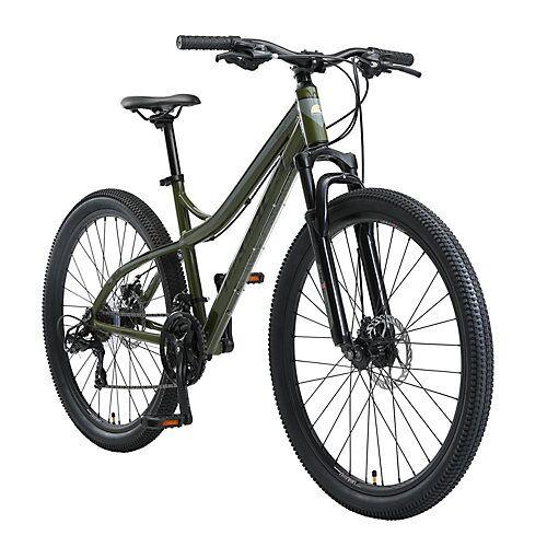 bikestar Fahrrad Hardtail 27.5 Zoll Alu MTB oliv