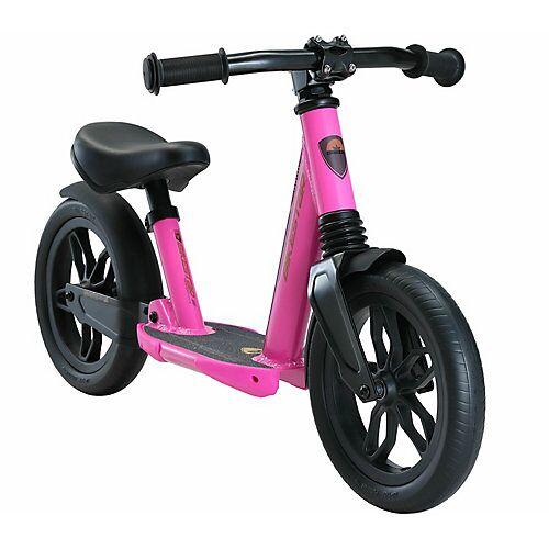 bikestar Laufrad 10 Zoll Alu Vollgefedert lila