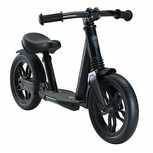 bikestar Laufrad 10 Zoll Alu Vollgefedert schwarz