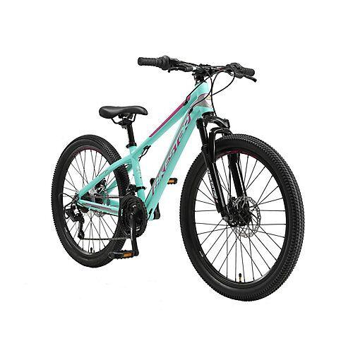 bikestar Kinderrad 24 Zoll Alu MTB Sport mint