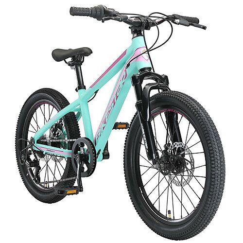 bikestar Kinderrad 20 Zoll Alu MTB Sport mint