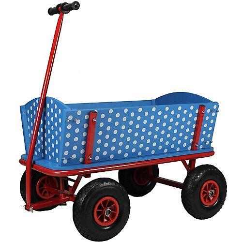 Beachtrekker Bollerwagen Style Blaubeere