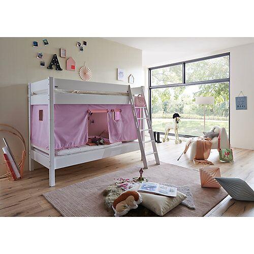 Relita Vorhangset Spielbetten, lila-rosa  Kinder
