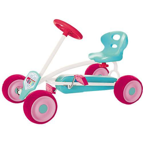 hauck Toys Turbo - Hauck Mini Go Kart Girl pink