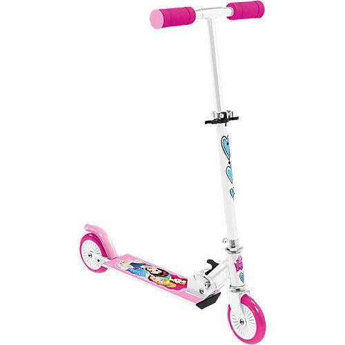 Stamp Disney Princess Scooter, klappbar pink