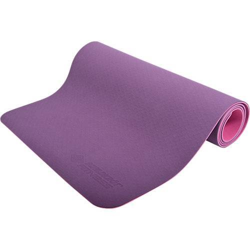 Schildkröt-Fitness Yogamatte 4mm, lila