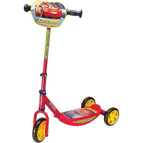 Smoby Cars Roller, 3 Räder rot