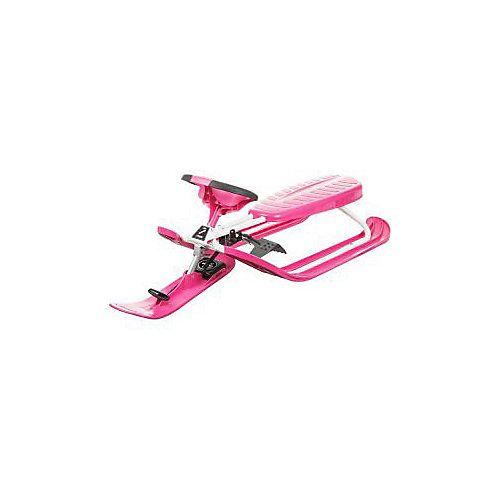 Stiga Schlitten Snowracer pro pink