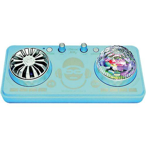 bigben Party Box XD1 (BT, Discolicht, Mixer) blau