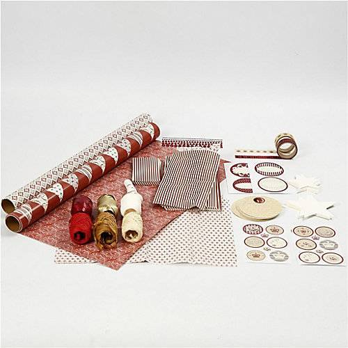 Geschenkverpackung, 1 Set