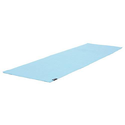 Yogistar Fitnessmatten Yogatuch yogitowel de luxe hellblau
