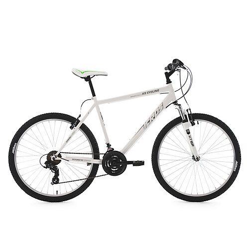 KS Cycling Mountainbike MTB Hardtail 26'' Icros RH 51 cm Mountainbikes weiß