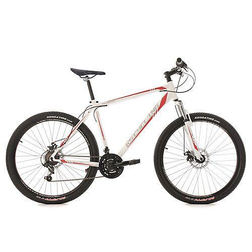 KS Cycling Mountainbike Hardtail 21 Gänge Sharp 27,5 Zoll Mountainbikes weiß