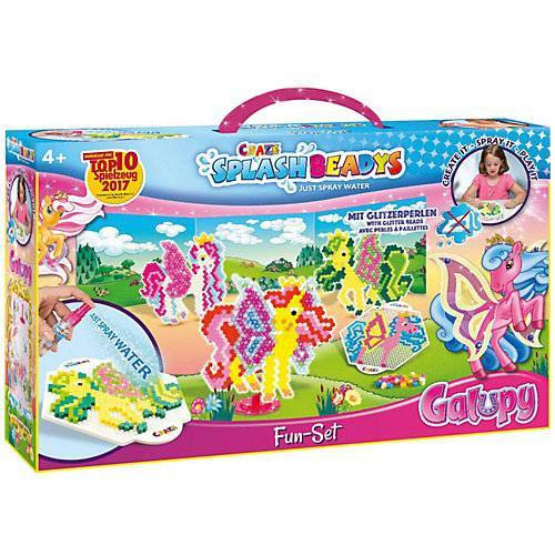 CRAZE Splash Beadys Fun Set - Galupy