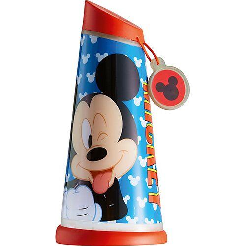 WORLDS APART Nachtlicht/ Taschenlampe Mickey Mouse blau/rot