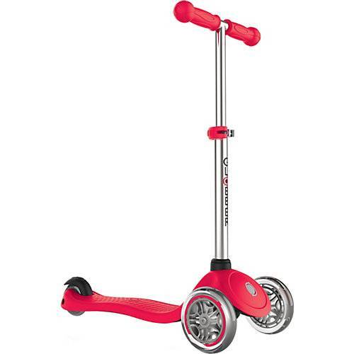Globber Scooter Primo, rot