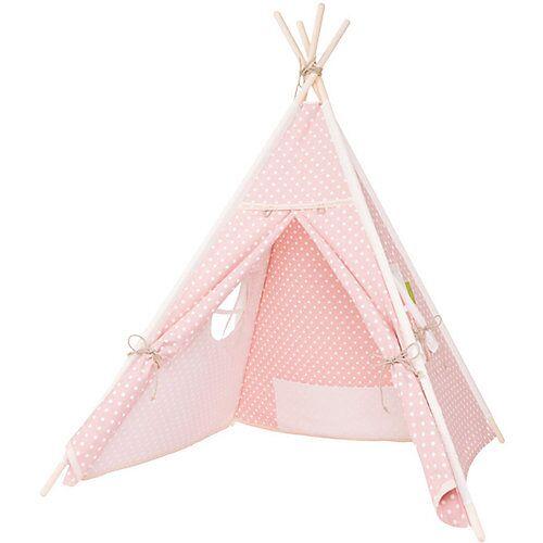my-teepee Spielzelt, rosa
