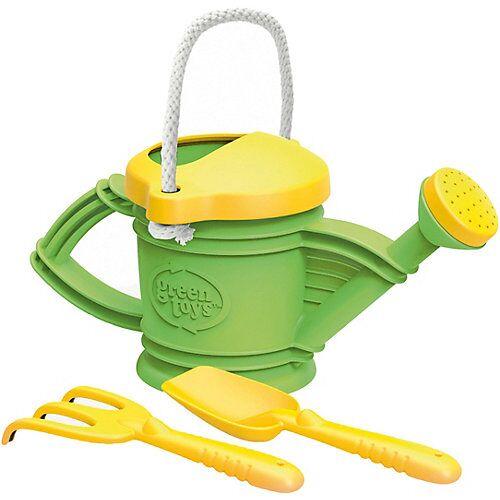Gießkannen-Set, 2-tlg. gelb/grün