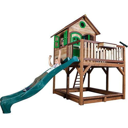 Axi Spielhaus Liam (ohne Schaukel) braun