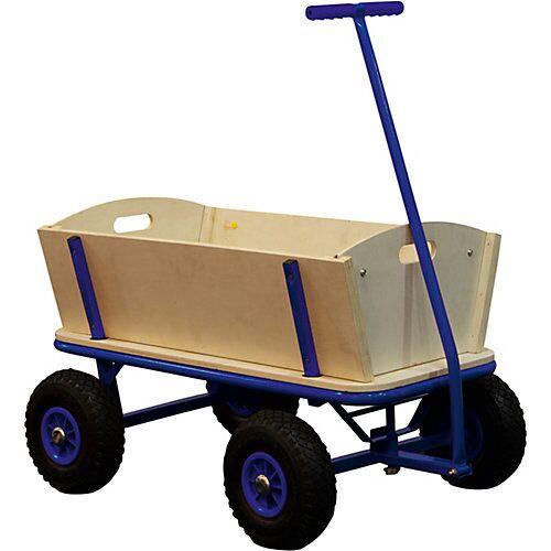 Sunny Strand-Bollerwagen Billy blau