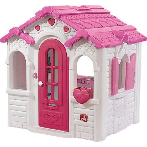 STEP2 Sweetheart Spielhaus rosa