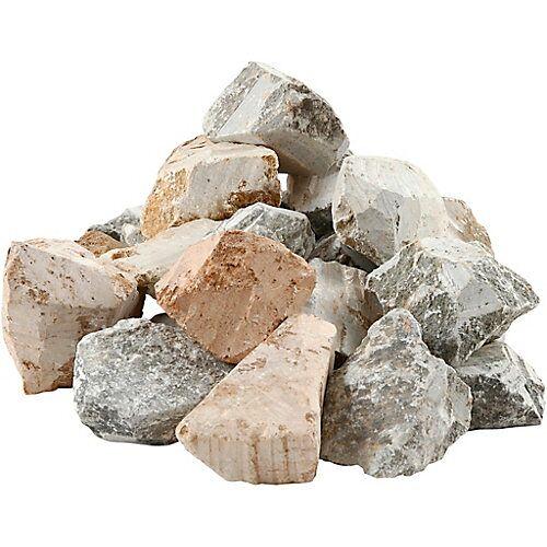 Speckstein - Sortiment, 5x10 kg