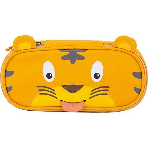 Affenzahn Stiftemäppchen Timmy Tiger gelb
