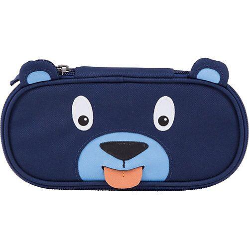 Affenzahn Stiftemäppchen Bobo Bär blau