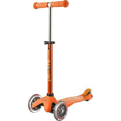 micro Twist-Scooter mini micro Deluxe, orange