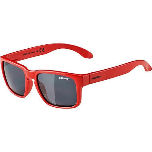 ALPINA Sonnenbrille Mitzo red rot