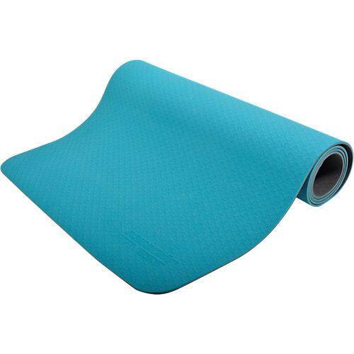 Schildkröt-Fitness Yogamatte 4mm, blau